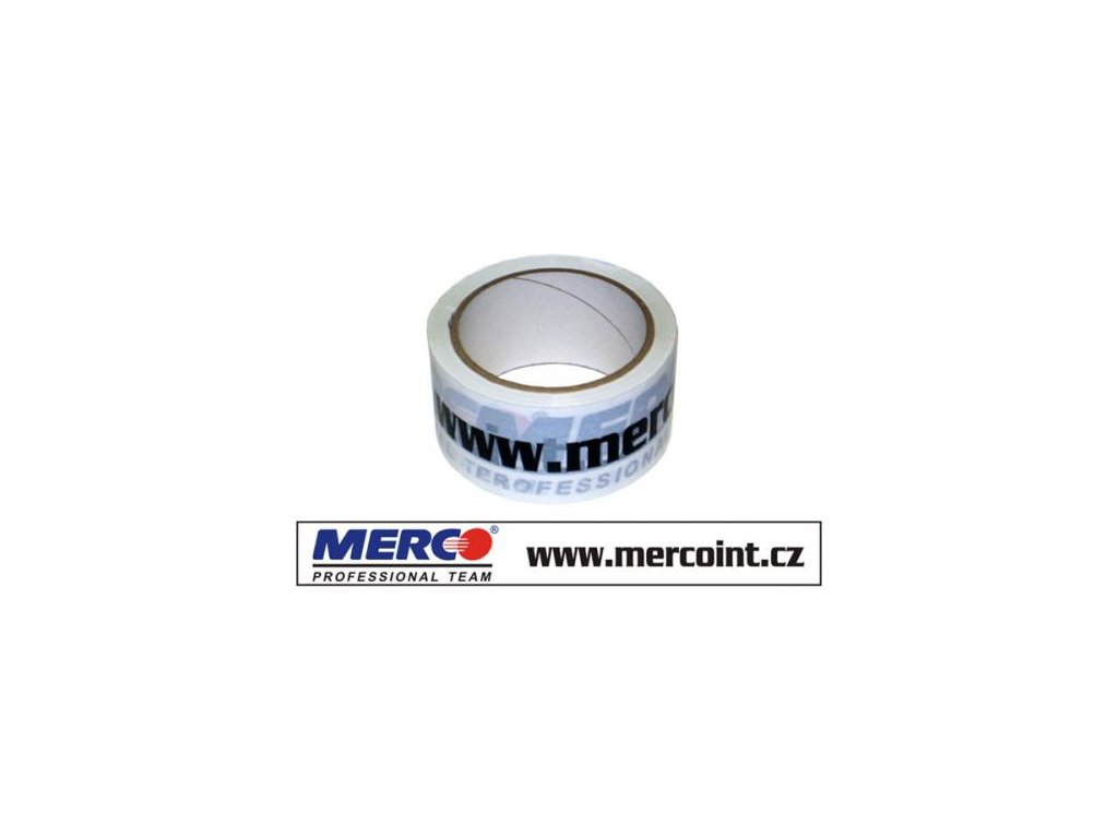 páska práskačka                                                        s potlačou Merco