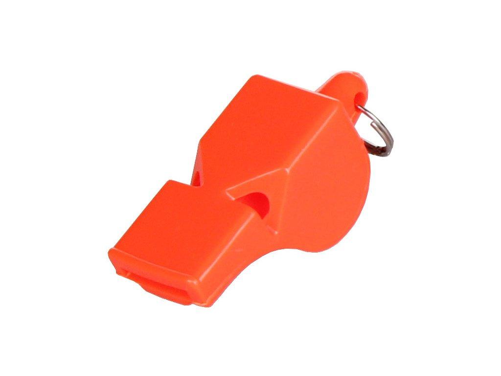 Whistle Colored 013 plastová píšťalka so šnúrkou
