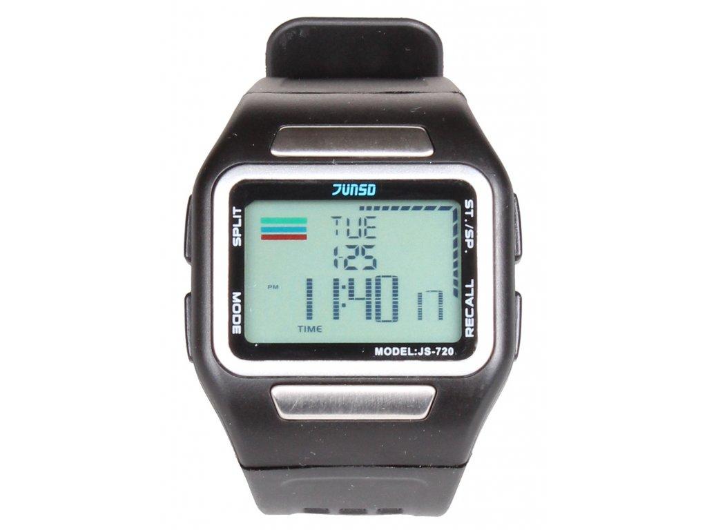 JS-720 hodinky s meraním pulzu