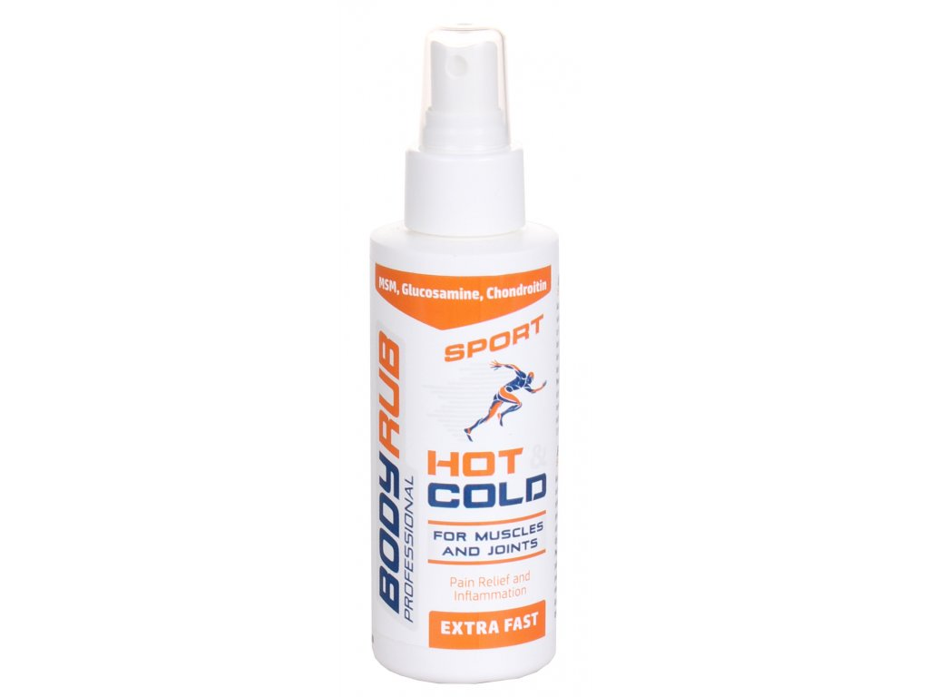 BodyRub spray
