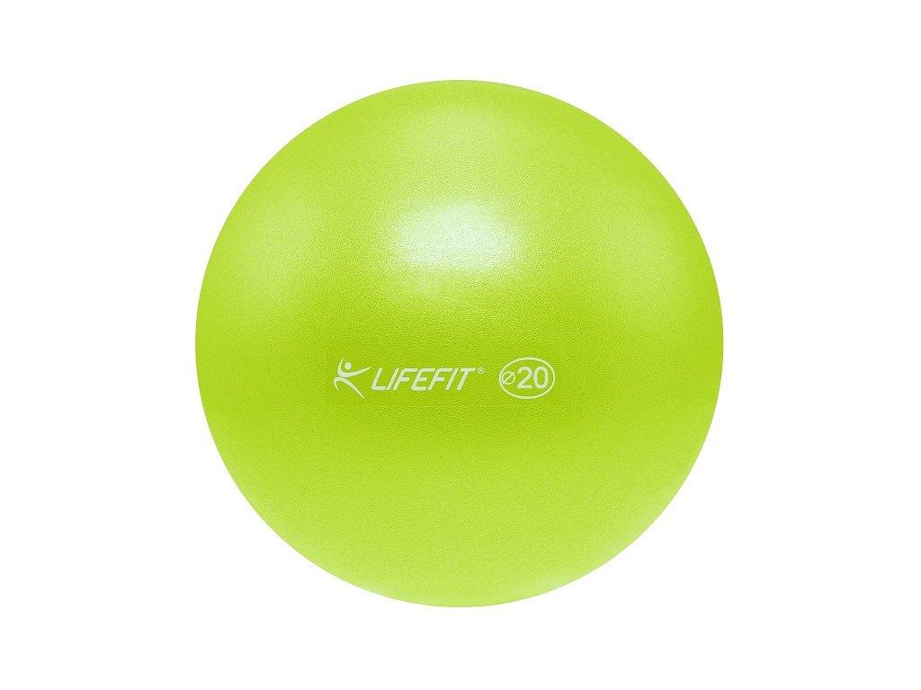 LIFEFIT OVERBALL LOPTA,20cm,sv.zelena