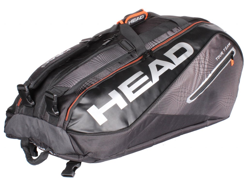 Tour Team 15R Megacombi 2019 taška na rakety