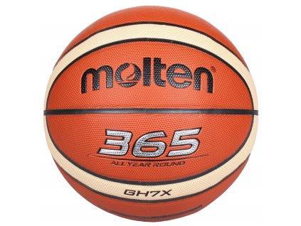 BGE7 / BGH7X                                                           basketbalová lopta