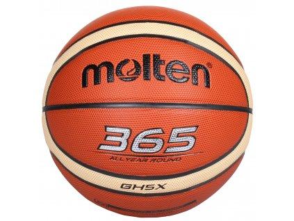 BGE5 / BGH5X                                                           basketbalová lopta