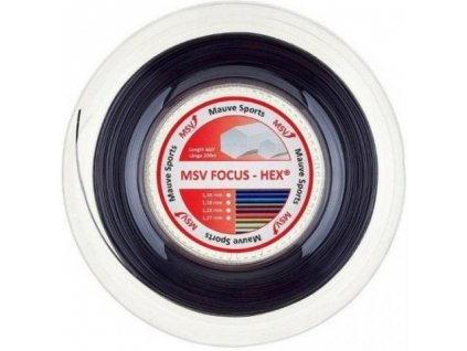 Focus HEX                                                              tenisový výplet 200 m