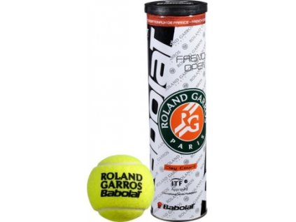 French Open Clay                                                       tenisové loptičky