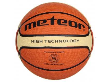 Training brown/cream                                                   basketbalová lopta