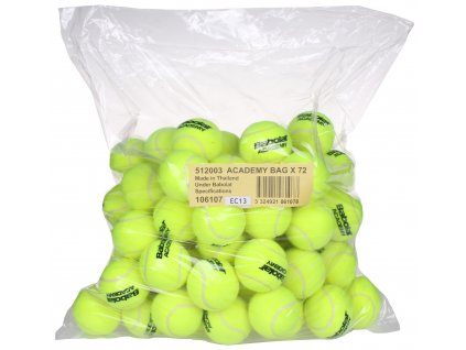 Academy                                                                tenisové loptičky
