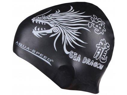 Dragon                                                                 kúpacia čiapka