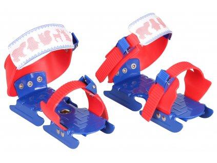 detské korčule Bob                                             nastaviteľné, práškové lakovanie