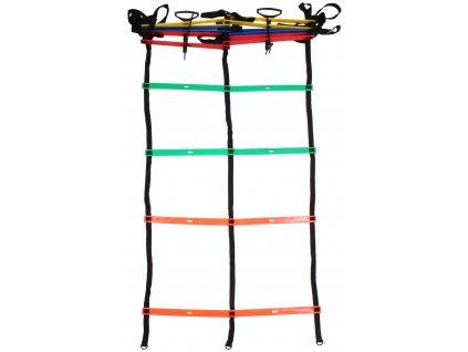 MultiColour Dual                                                       agility rebrík, dvojitý