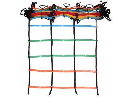 MultiColour Triple                                                     agility rebrík, trojitý