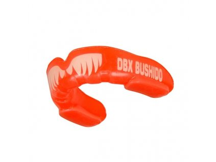 Chránič zubov červený so zubami DBX BUSHIDO