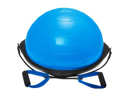 Balančná podložka LIFEFIT BALANCE BALL 58 cm modrá