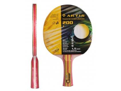 200                                                                    pálka na stolný tenis