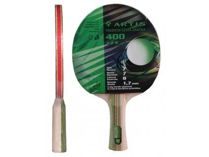 400                                                                    pálka na stolný tenis