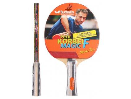 Korbel Magic                                                           pálka na stolný tenis