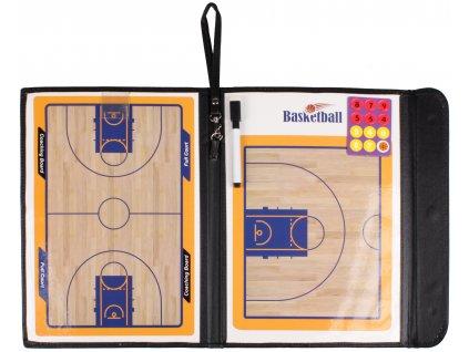 Basketbal 42                                                           magnetická trenerská tabuľa