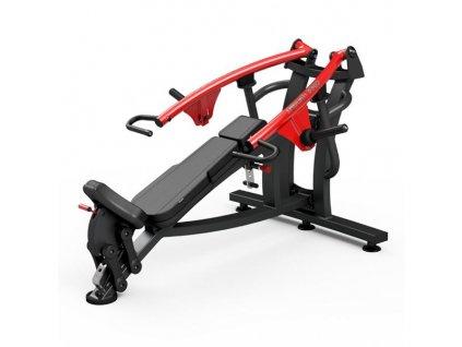 Stroj na posilnenie prsných svalov MARBO MF-U004