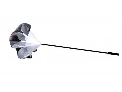 brzdiaci odporový padák                                                pre tréning behanie