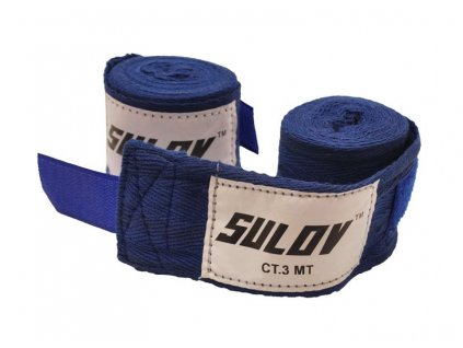 Bandáž nylon 4m, 2ks, modra