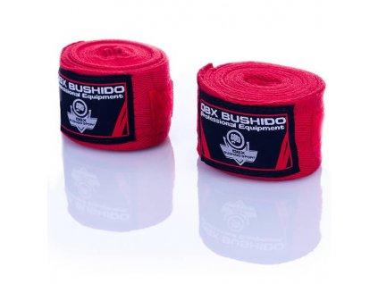 Box bandáž DBX BUSHIDO červená