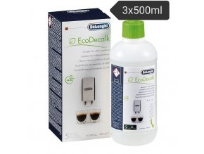 DeLonghi EcoDecalk DLSC500 odvápňovač 3x500ml