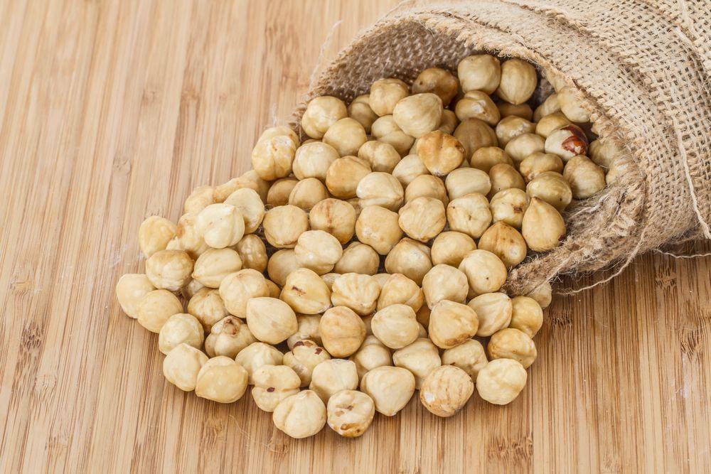 IBK Lískové ořechy blanšírované pražené 1000 g