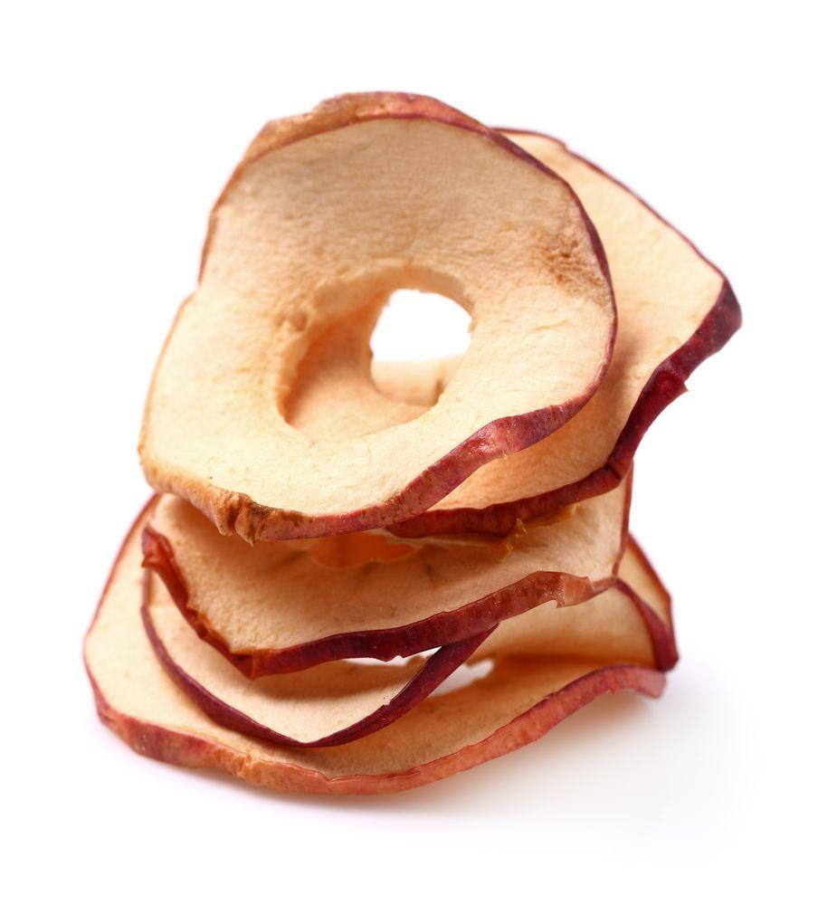 IBK Jablka kroužky 1000 g