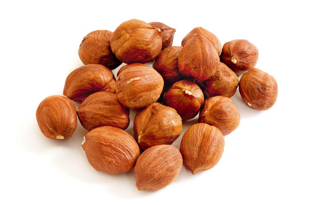 IBK Lískové ořechy natural 1000 g
