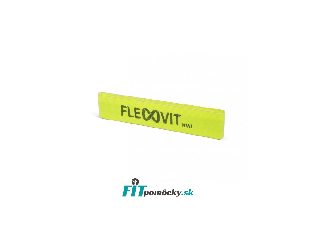 flexvit band mini zlty rehab