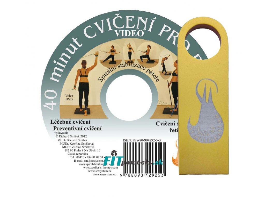 USB DVD 40 minut SM System