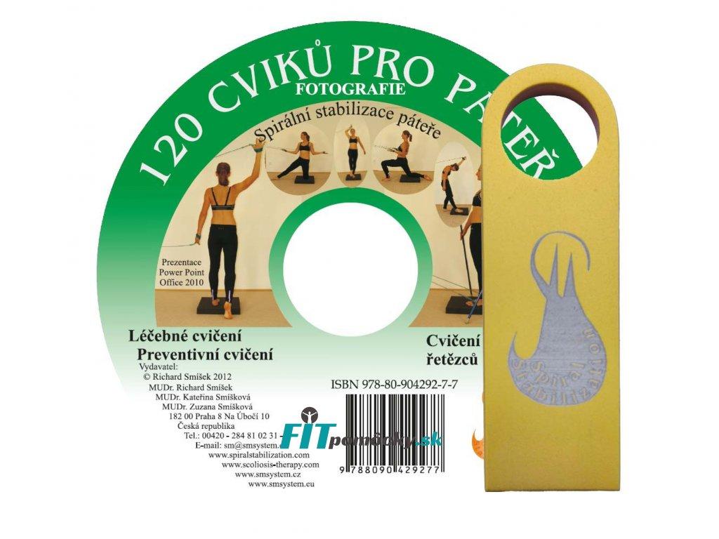 USB dvd 120 cvikov sm system