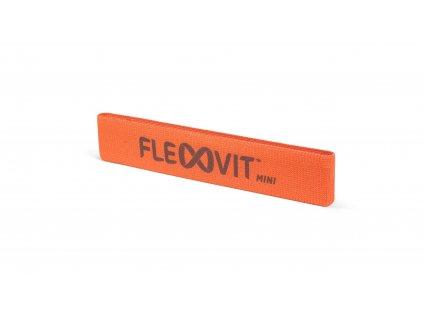 FLEXVIT Mini Band CORE oranžová - slabý odpor