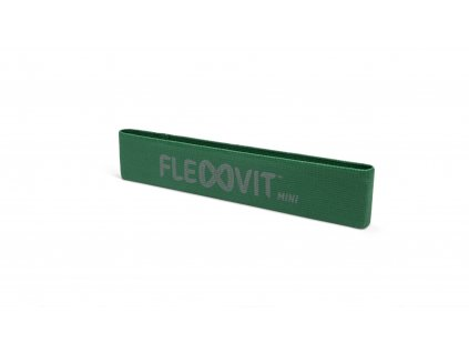 FLEXVIT Mini Band ATHLETIC zelená - pevný odpor