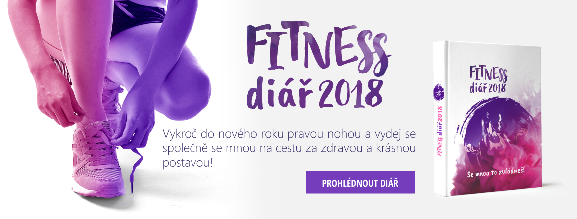 Fitness diář 2018