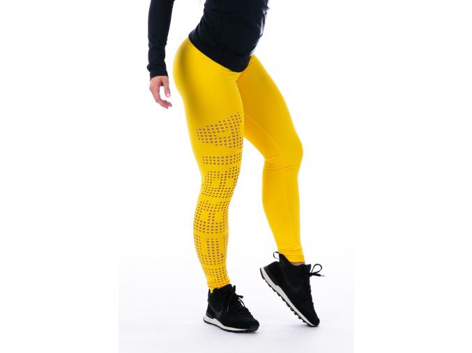 Nebbia SUPPLEX Legíny Laser 211 žluté (Velikost s)
