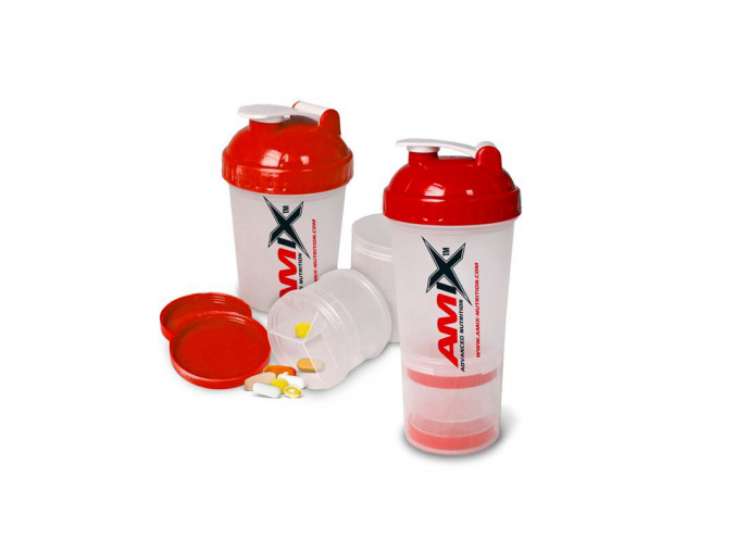 108 1 amix shaker monster bottle new