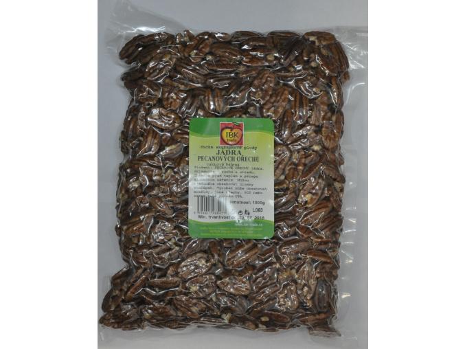Pecanové ořechy vakuované - EXPIRACE 20/2/2017!!! (Velikost 500 g)