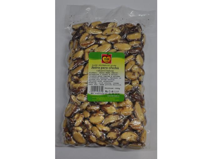 Para ořechy vakuované (Velikost 500 g)