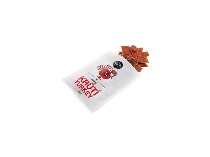 Fine Gusto Krůtí jerky (Velikost 50 g)