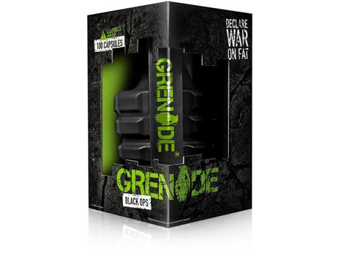 Grenade Black Ops (Velikost 88 kapslí)