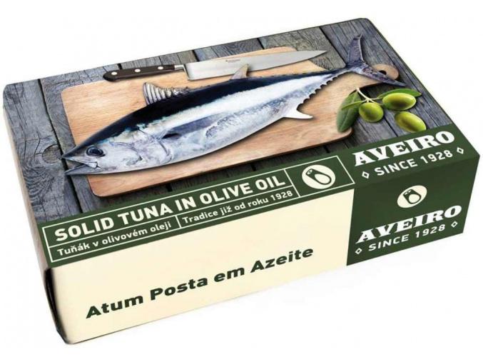 1994 aveiro tunak kousky v olivovem oleji 120g