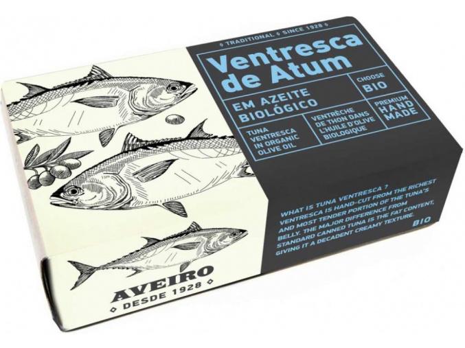 2000 1 aveiro tunakove filety ventresca v bio olivovem oleji 120g