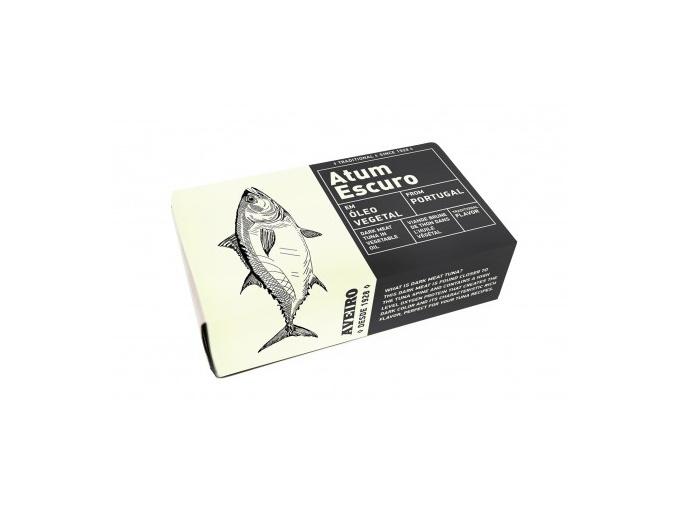 2003 aveiro tmave maso z tunaka v rostlinem oleji 120g