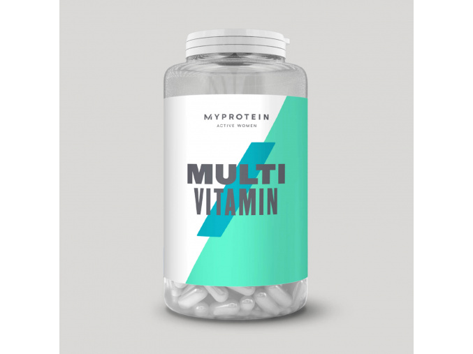 218 myprotein active woman multivitamin 120 tablet