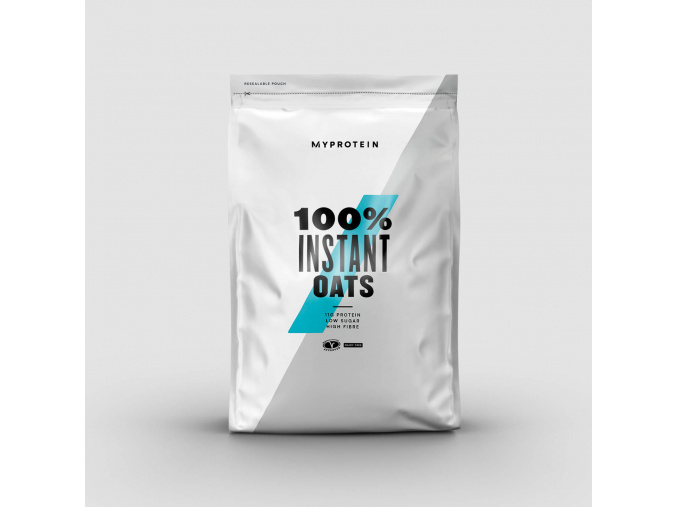 MyProtein Instant Oats (Velikost 5000 g, Příchuť Vanilla (Vanilka))