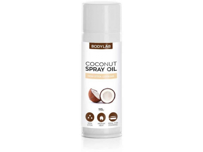 bodylab coconut spray oil