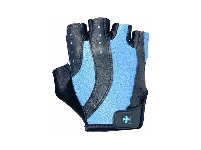 Harbinger Dámské Fitness rukavice 149, PRO Modré (Velikost xs)