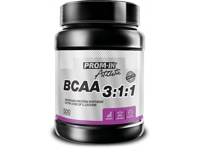 Prom-IN BCAA 3:1:1 (Velikost 500 tablet)